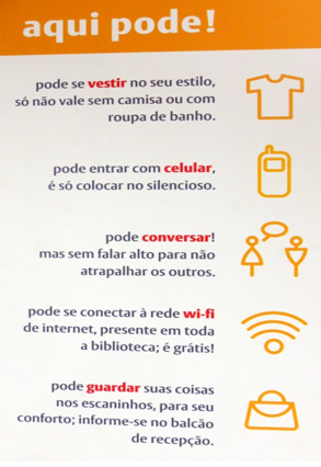 Soraria Magalhães - A Biblioteca Parque do Estado do Rio de Janeiro - imagem2