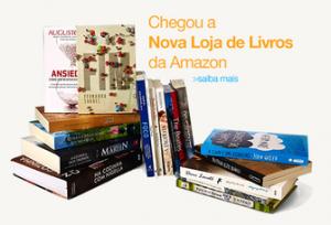Livros impressos na Amazon (Foto: Reprodução/Amazon)
