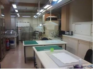 Laboratório de restauração da FBN (Foto: Thiago Cirne)