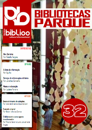 Edição 32 da Revista Biblioo