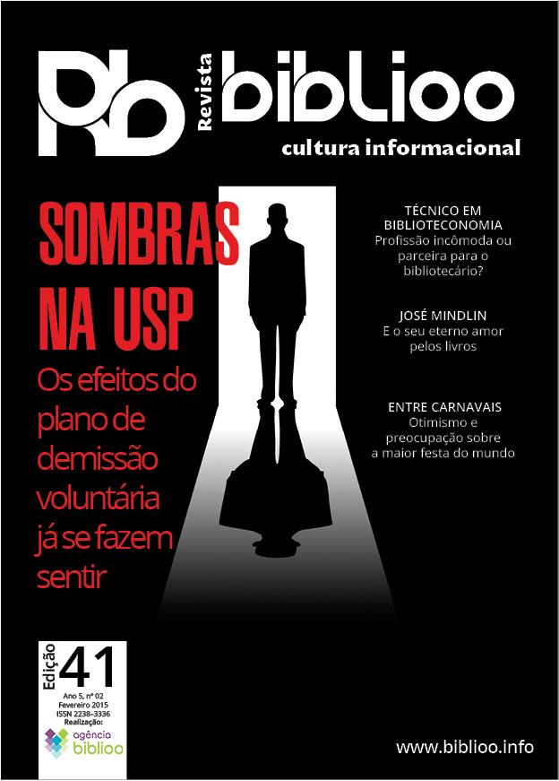 Revista Biblioo - Edição 41 - Capa