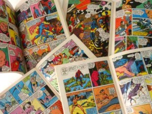 Histórias em quadrinhos poderão ser conferidas na Gibiteca (Foto: DivulgaçãoPrefeitura de Guarujá)