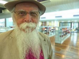 Francisco Gregório Filho. Foto: Hanna Gledyz / Agência Biblioo