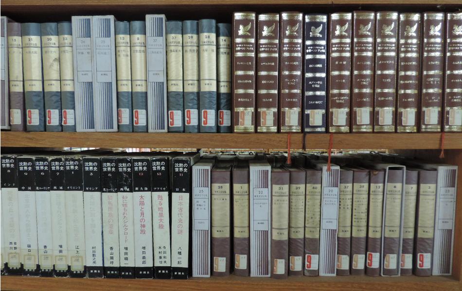 Maioria dos livros está no espaço desde a abertura do local, em 1985. Foto: Caio Gomes Silveira / G1
