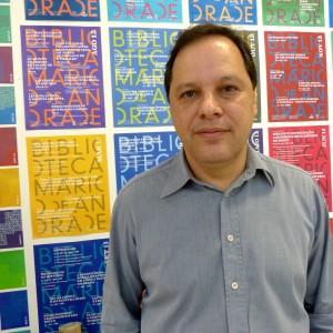 Luiz Armando Bagolin. Foto: Hanna Gledyz / Agência Biblioo.