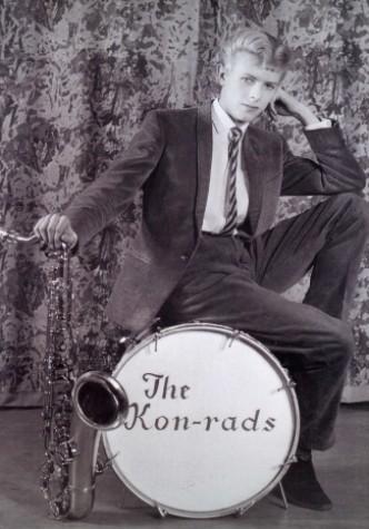 Copyright - David Bowie, The Kon-Rads (1962) MIS / Divulgação - The David Bowie Archive 2012 © V&A Images