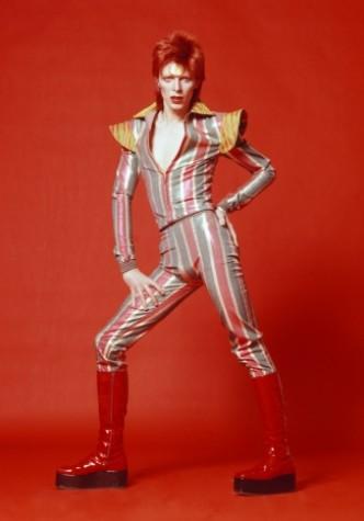 Copyright - David Bowie (1973) Masayoshi Sukita / Divulgação - The David Bowie Archive 2012. © V&A Images