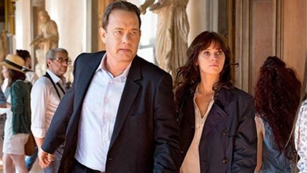 Tom Hanks e Felicity Jones estrelam novo filme de Dan Brown. Foto: Reprodução/SonyPictures