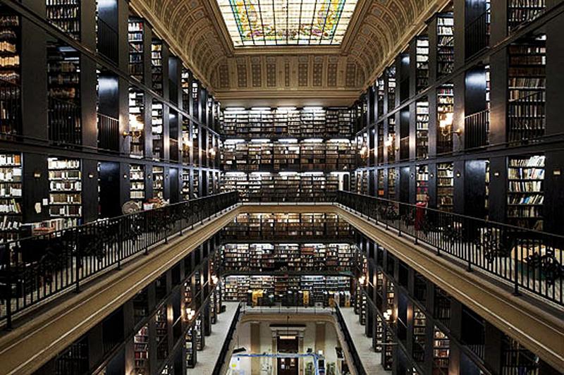 Por um lugar ao sol. Biblioteca Nacional guarda todos os livros registrados. Foto: Pinterest.