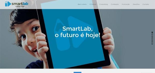 SmartLab, do grupo espanhol Santillana. Foto: reprodução.
