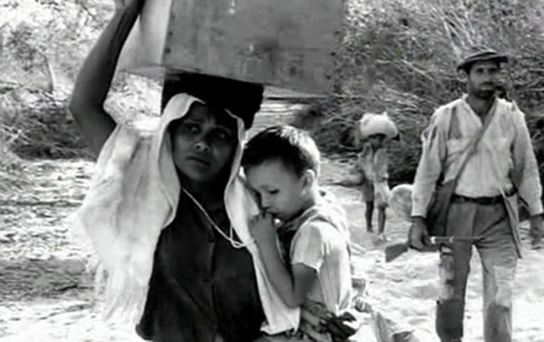 Obra-prima 'Vidas Secas', de Nelson Pereira dos Santos, é um dos muitos filmes disponíveis no acervo. Foto: reprodução.