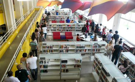 Biblioteca Parque de Manguinhos.