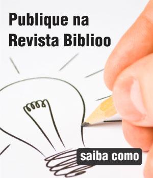 Publique na Revista Biblioo