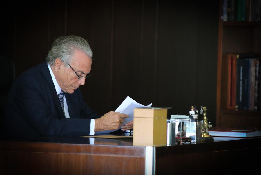 Michel Temer. Foto: ASCOM-VPR - fotospublicas.com.