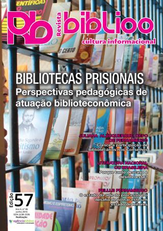Edição 57 da Revista Biblioo